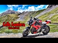 Colle Faunier/dei Morti Italy on a BMW S1000R 22/06/2016