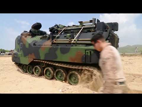Cobra Gold 18: 3rd Marine Logistics Group Marines participate in annual exercise in Thailand,3.11.18