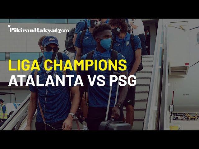 Liga Champions Atalanta vs PSG: Walaupun Cedera, La Dea Tetap Bawa Satu Pemainnya