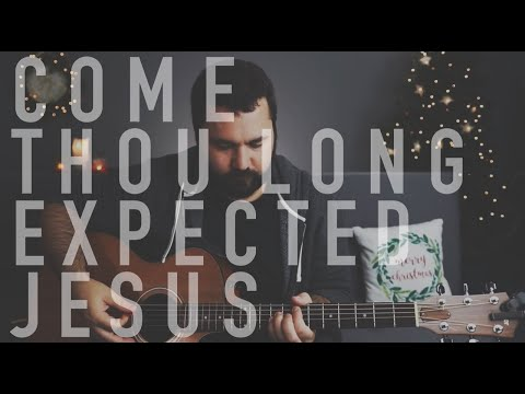 """""""Come Thou Long Expected Jesus"""" Live Tutorial"""