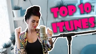 Перепеваю топ-10 iTunes: Тает лёд, Shape of you, Вите надо выйти, Thunder
