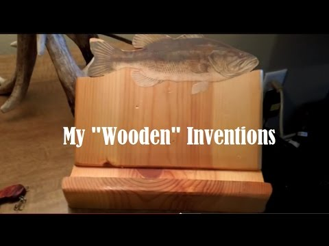 """""""My Wooden Inventions"""""""