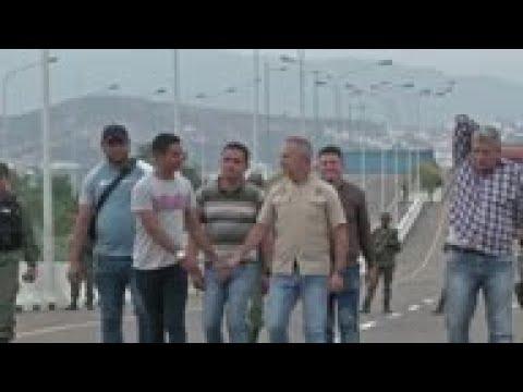 Venezuela military continues to block aid Mp3