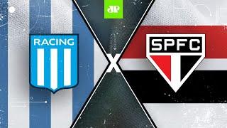 Racing x São Paulo - AO VIVO - 20/07/2021 - Libertadores