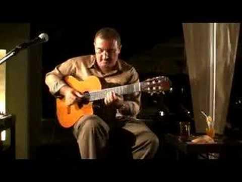 Samba de verão Gilbert Medam guitar