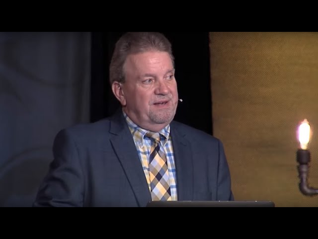 Eric Barger - Contending for the Faith 2019 Bible Conference