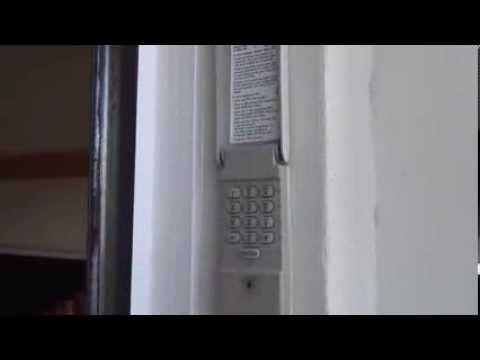 How to Program a Craftsman Garage Door Keypad