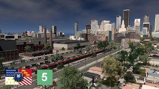 Cities: Skylines - Coal Powerplant & Storytime! [Belvedere Series, Ep. 5]