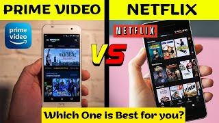 Amazon Prime video Vs Netflix   Market Share, Net Income, Price   In-Depth Comparison