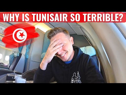 Review: TUNISAIR A330 BUSINESS CLASS - NOTHING MAKES SENSE!