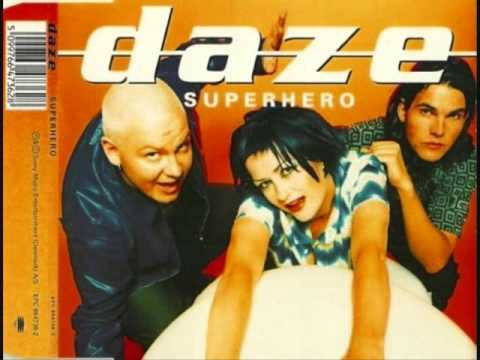 DAZE - SUPERHERO (Dance 1997)