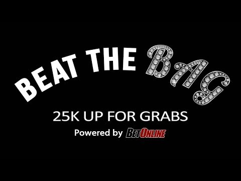 $25,000 Beat the Bag 2017 NFL Handicapping Contest