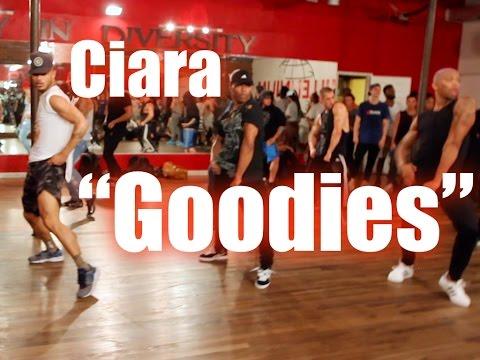 """Ciara - """"Goodies"""" - JR Taylor Choreography"""