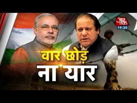 Is violence only solution to Indo-Pak issue?