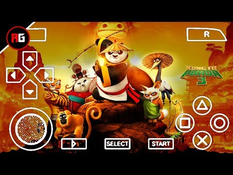 [20 MB] Kung Fu Panda Game In Android Download | Highly Compressed | High Graphics