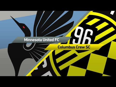 Highlights: Minnesota United FC vs. Columbus Crew SC | July 4, 2017
