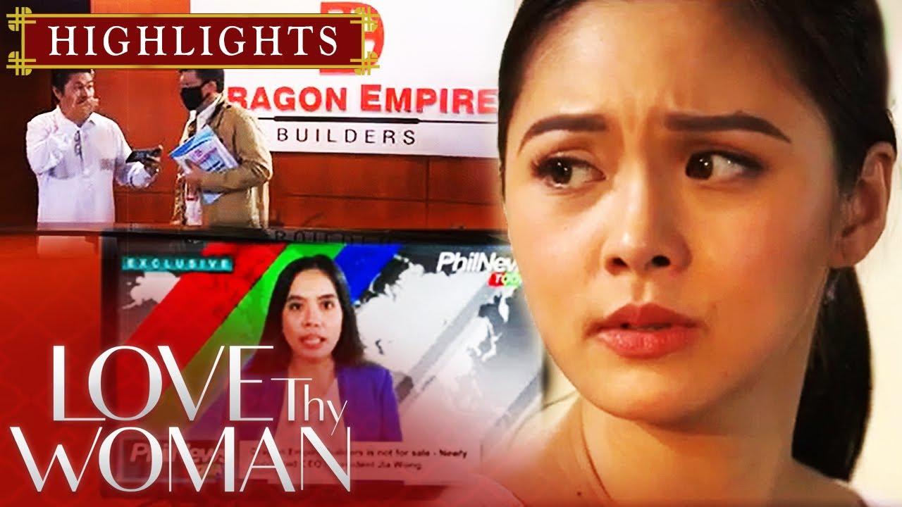Download Jia, iginiit na hindi ibebenta ang Dragon Empire   Love Thy Woman (With Eng Subs)