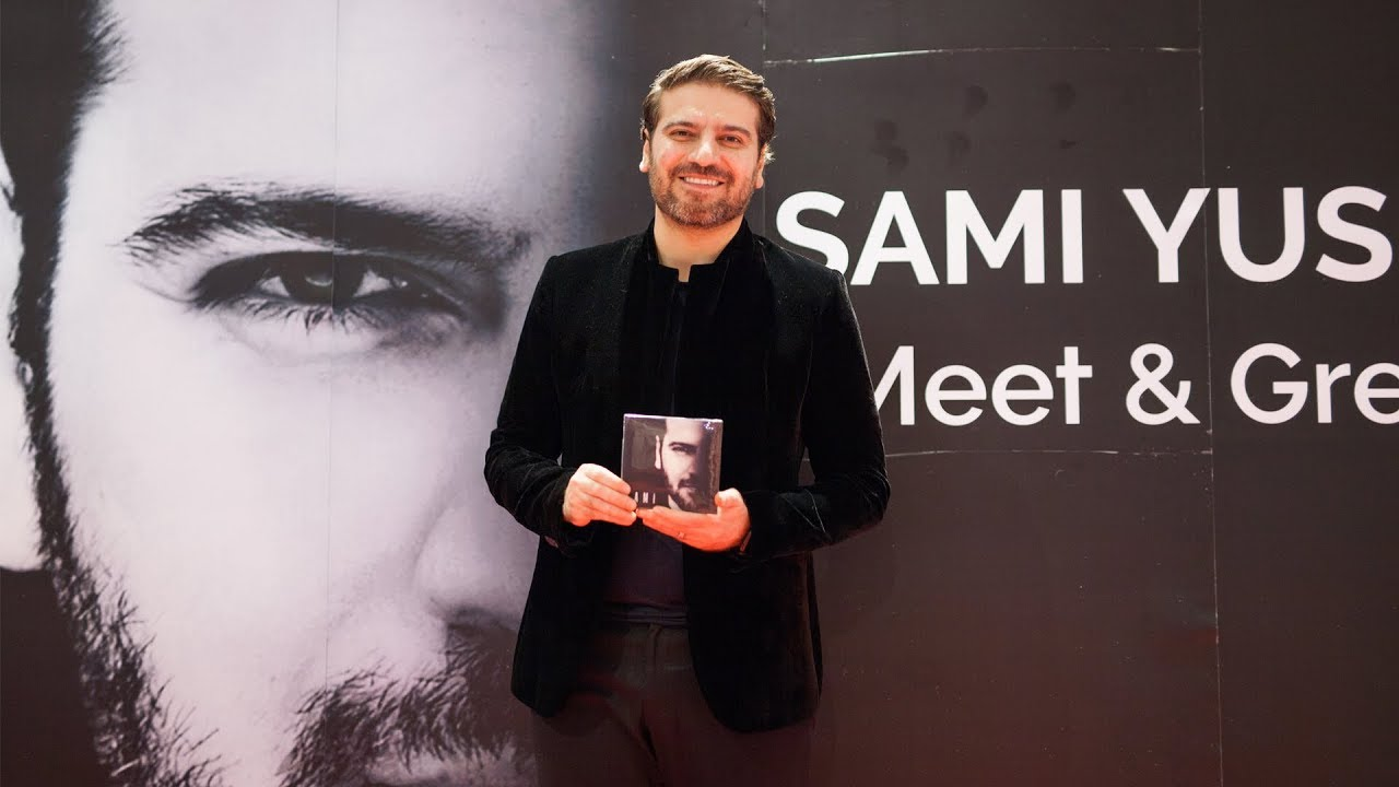 Sami Yusuf - Exclusive Meet & Greet and Launch of new EP 'SAMi' | 2018