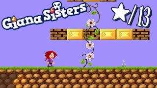 Giana Sisters 2D • (★/13) • In Defense of a Shameless Clone