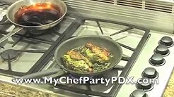 Cooking Classes Portland OR | http://MyChefPartyPDX.com