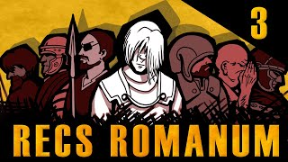 Recs Romanum #3 | Pirates and Liars | Mount and Blade Bellum Imperii Mod NLP