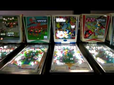 Pinball Hall Of Fame (Las Vegas) Walkthrough - April 2013 - HD 1080P