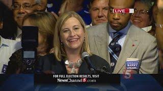 Megan Barry Elected Mayor of Nashville