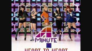 4minute   Mirror Mirror + mp3 download