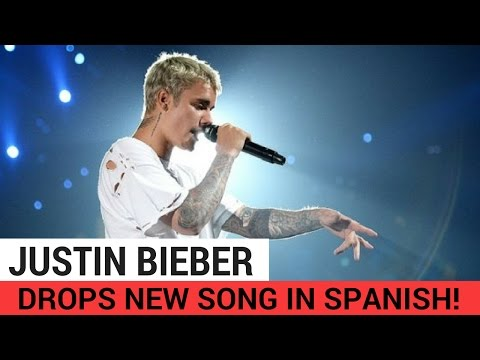 Thumbnail: Justin Bieber Drops New Song in SPANISH!