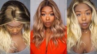 |Start to Finish| Cheapiest way to Customize your Blonde Wig ONLY $8.04 ft. WowEbony