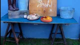 How To Make A Fence 'n Sawhorse Table