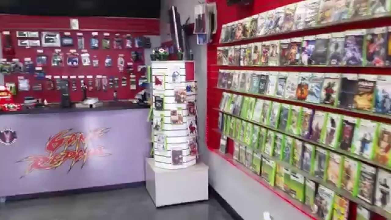 Video Game Repair in Las Vegas | Used Video Games Store