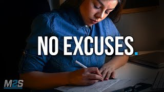 NO EXCUSES IN 2020 - Best Study Motivation