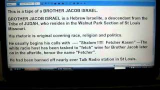 BROTHER JACOB on being banned on radio stations and Richard Speck 8a