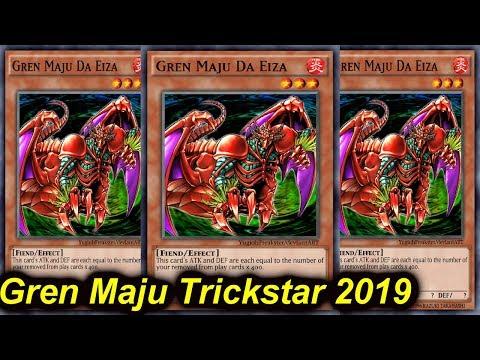 【YGOPRO】Gren Maju Trickstar Otk August 2019