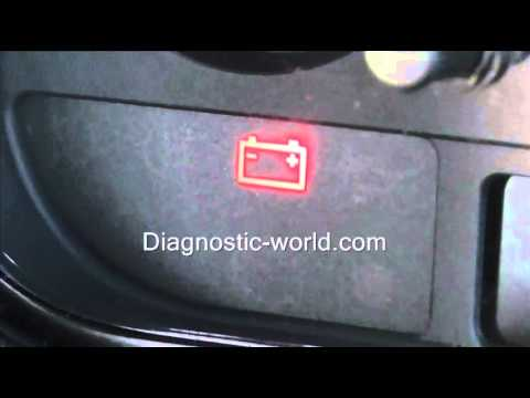 Mazda Battery Warning Light What It Means Checking