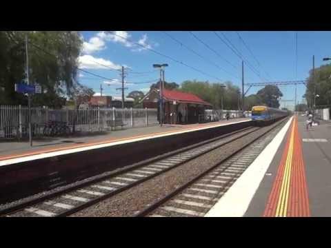 PUBLIC TRANSPORT VICTORIA ( PTV ) METRO AT CLAYTON STATION , MELBOURNE ( AUSTRALIA ) MAH05615