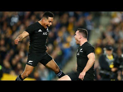 FULL MATCH | All Blacks V Australia 2017 - Sydney