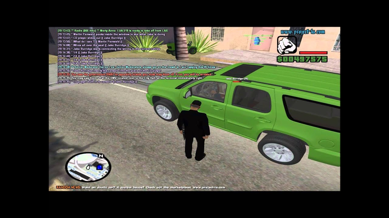 P:LA - How To Install A Car Lock RPly