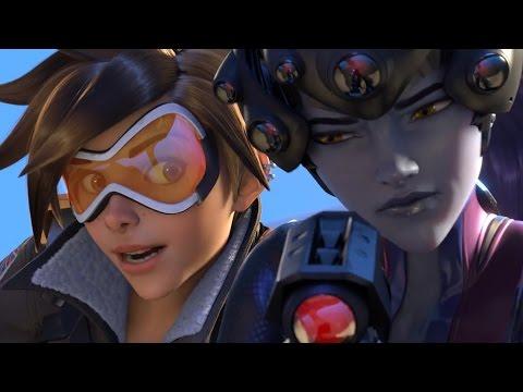 Overwatch - CGI Announce Trailer | New Blizzard IP