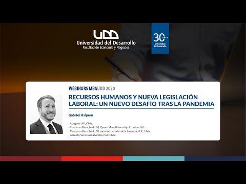 Recursos Humanos y Nueva Legislación Laboral: Un nuevo desafío tras la pandemia