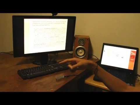 Let's Point for PowerPoint and Leap Motion Controller