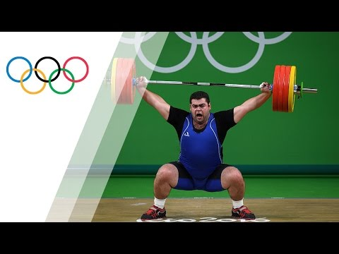 Rio Replay: Men's +105kg Weightlifting Final