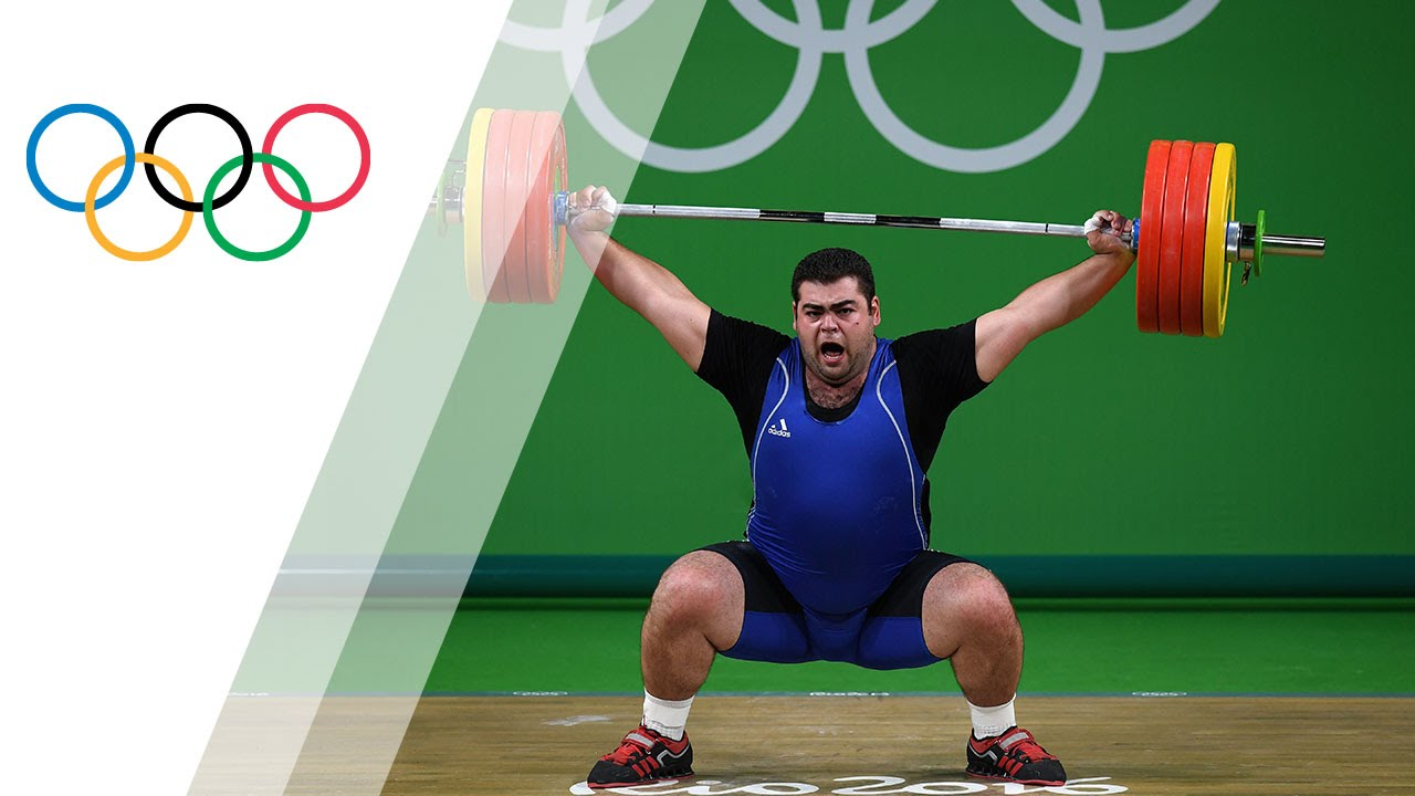 rio replay men s 105kg weightlifting final youtube