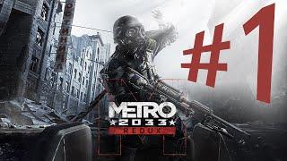 METRO 2033 REDUX - Parte 1: Mundo Radioativo! [ PC - Playthrough ]