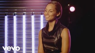 Download lagu Alicia Keys VEVOCertified Pt 3 Alicia Talks About Her Fans MP3