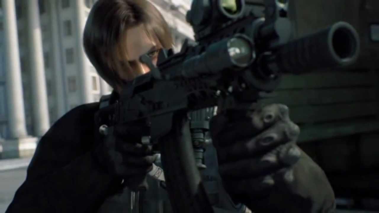 Resident Evil Damnation Tyrant Indestructible Youtube