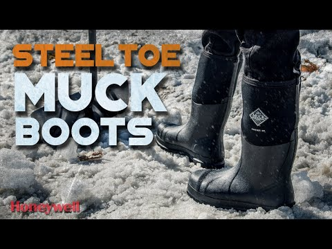 Steel Toe Muck Boots - The Original Muck Boot Company From Honeywell At Columbia Safety And Supply