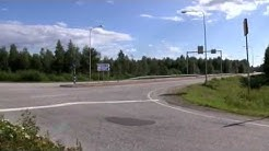 Pyhäntä, Pohjanmaan Portti risteys 2008