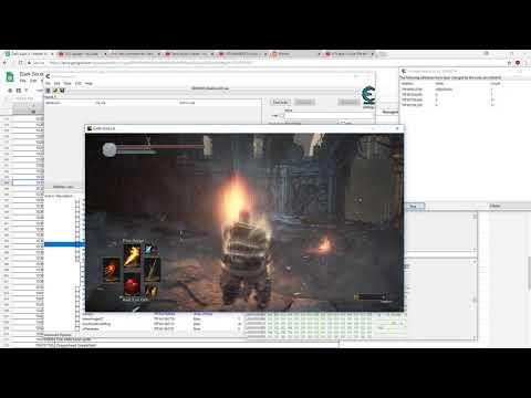 How To Create Custom Spells Using Behavior IDs In Dark Souls 3 (Cheat Engine)